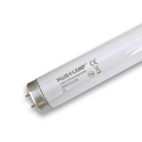 PlusLamp TVX18-24S, 18Watt szilánkbiztos UV fénycső
