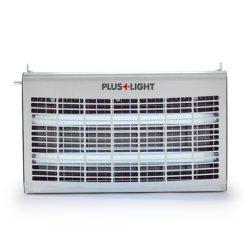 PlusLight 60, 60Watt rozsdamentes ragadólapos rovarcsapda