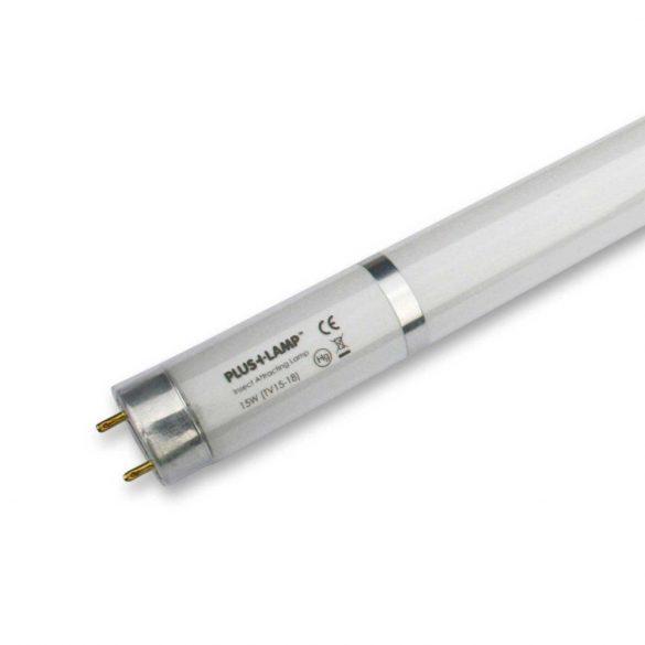 PlusLamp TVX15-18S, 15Watt szilánkbiztos UV fénycső